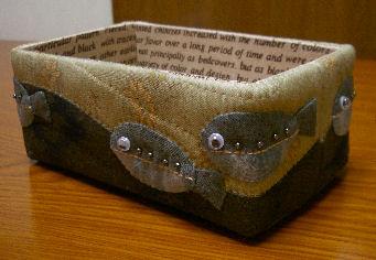 お魚ボックス